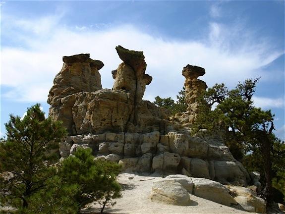 Hike Pulpit Rock